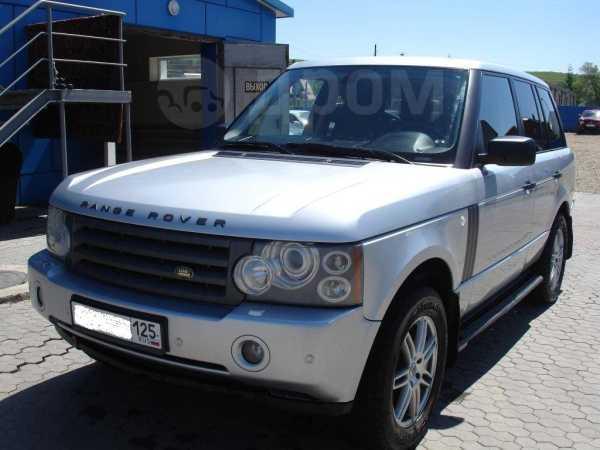 Land Rover Range Rover, 2006 год, 950 000 руб.