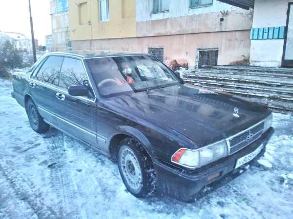 Nissan Gloria, 1989 год, 60 000 руб.
