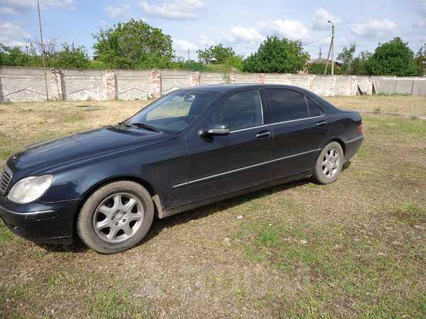Mercedes-Benz S-Class, 2004 год, 650 000 руб.