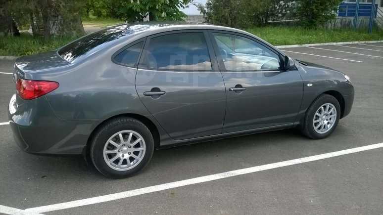 Hyundai Elantra, 2009 год, 410 000 руб.