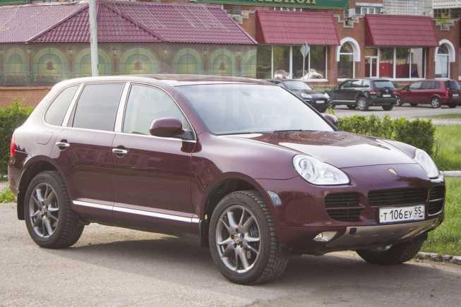 Porsche Cayenne, 2006 год, 840 000 руб.
