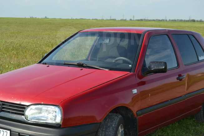 Volkswagen Golf, 1994 год, 155 000 руб.
