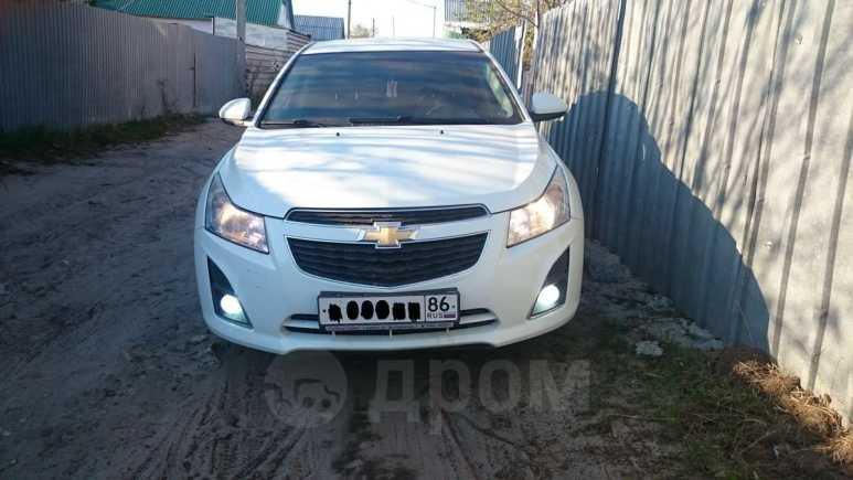 Chevrolet Cruze, 2013 год, 760 000 руб.