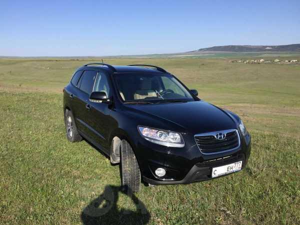 Hyundai Santa Fe, 2012 год, 1 220 000 руб.