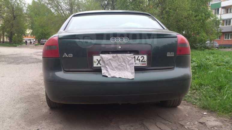 Audi A6, 2000 год, 290 000 руб.