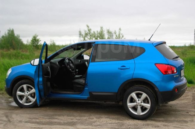 Nissan Qashqai, 2007 год, 595 000 руб.