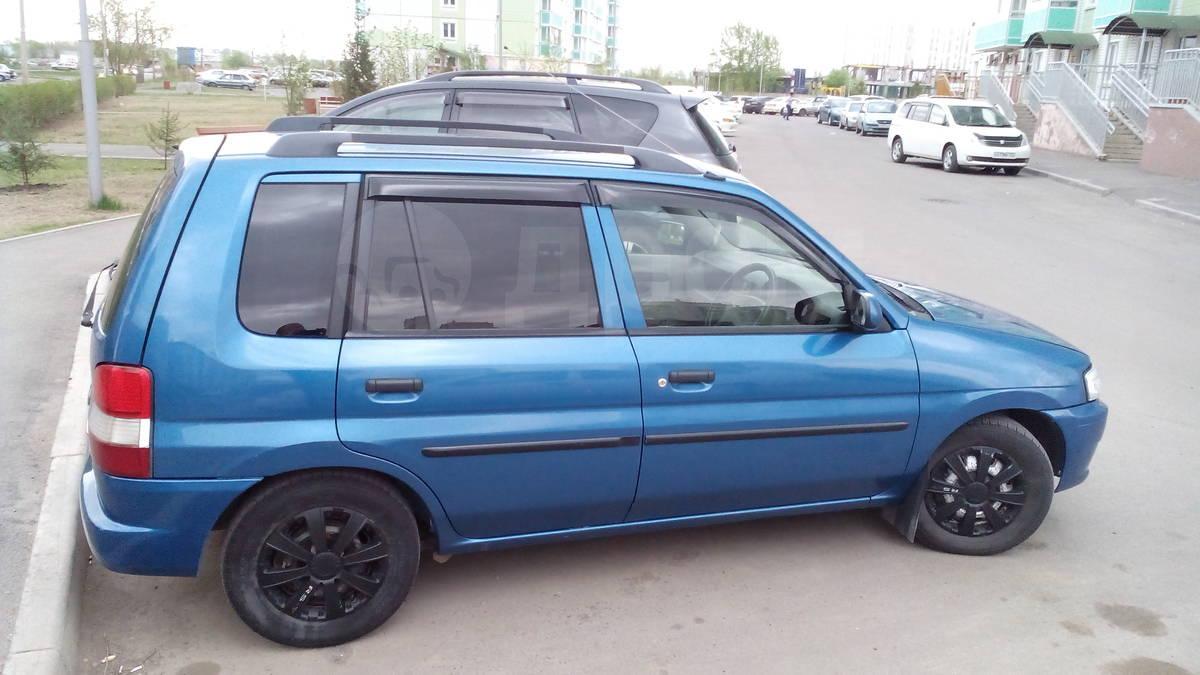 Ford Festiva 1998 110 000