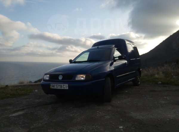 Volkswagen Caddy, 2003 год, 180 000 руб.