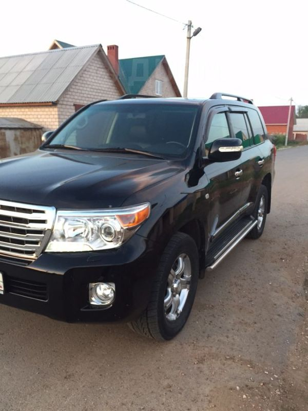 Toyota Land Cruiser, 2011 год, 1 100 000 руб.