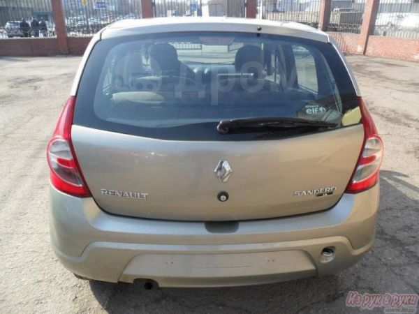 Renault Sandero, 2014 год, 400 000 руб.