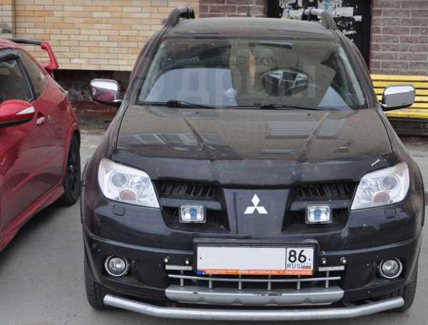 Mitsubishi Outlander, 2006 год, 625 000 руб.