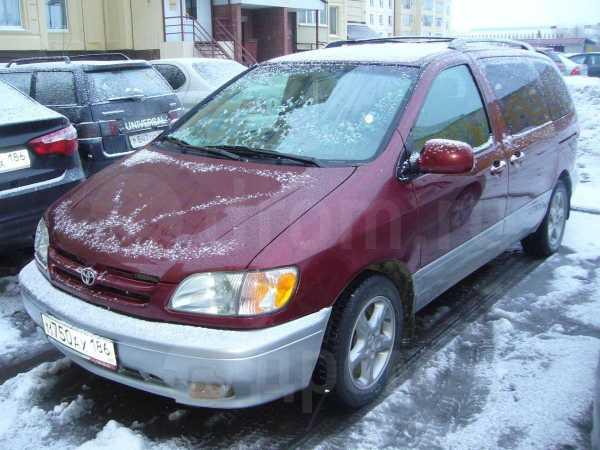 Toyota Sienna, 2001 год, 560 000 руб.