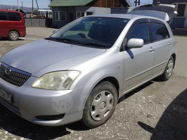 Toyota Corolla Runx, 2004 год, 360 000 руб.