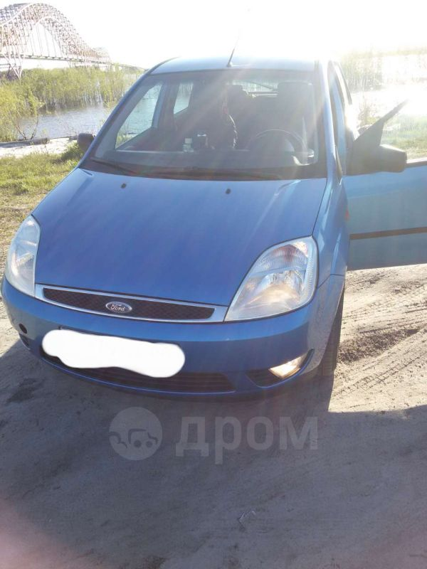 Ford Fiesta, 2005 год, 230 000 руб.