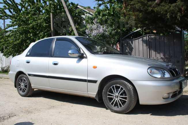 Daewoo Lanos, 2007 год, 220 000 руб.