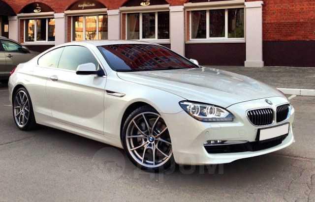 BMW 6-Series, 2012 год, 2 390 000 руб.