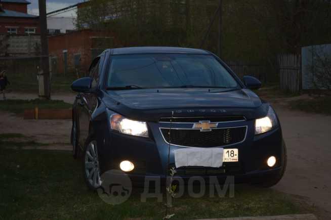 Chevrolet Cruze, 2012 год, 538 000 руб.