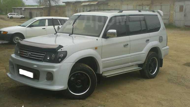 Toyota Land Cruiser Prado, 2002 год, 400 000 руб.