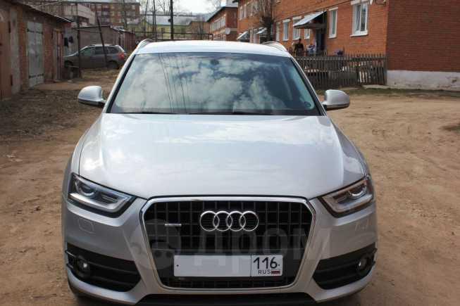 Audi Q3, 2012 год, 1 300 000 руб.