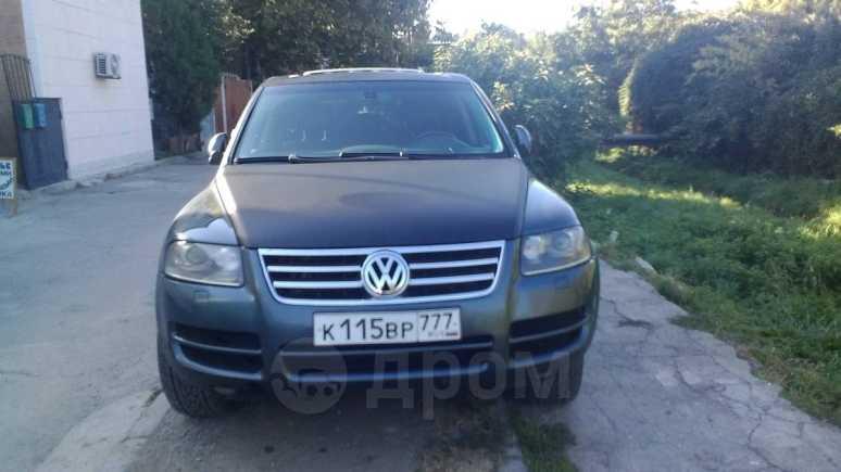 Volkswagen Touareg, 2005 год, 800 000 руб.