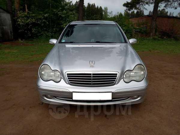 Mercedes-Benz C-Class, 2002 год, 395 000 руб.