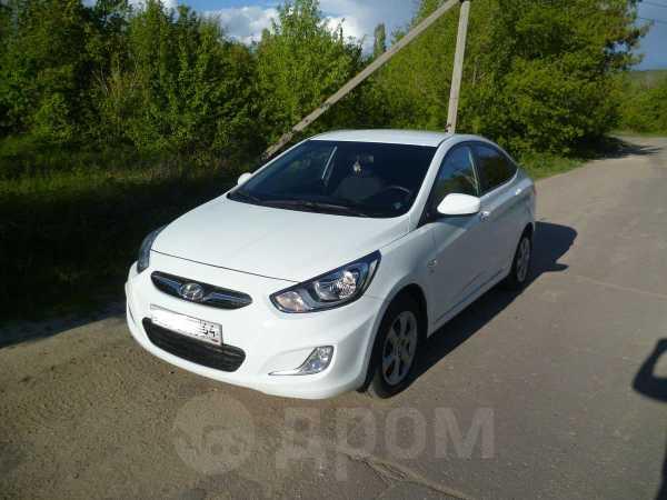 Hyundai Solaris, 2011 год, 490 000 руб.