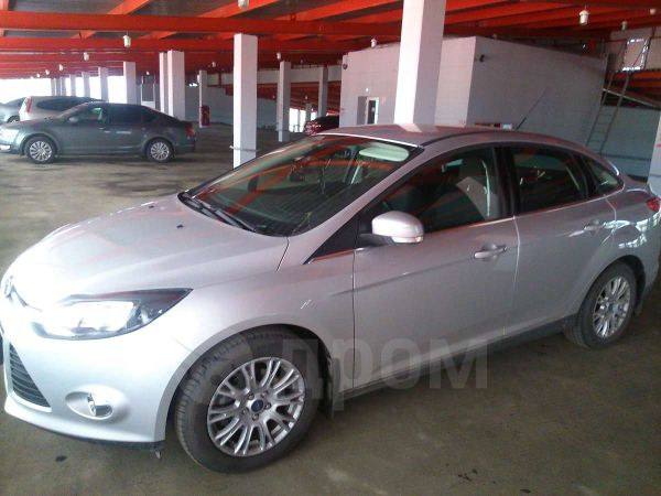 Ford Focus, 2013 год, 800 000 руб.