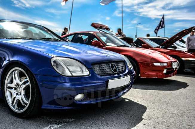 Mercedes-Benz SLK-Class, 2001 год, 470 000 руб.