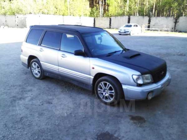 Subaru Forester, 2001 год, 280 000 руб.