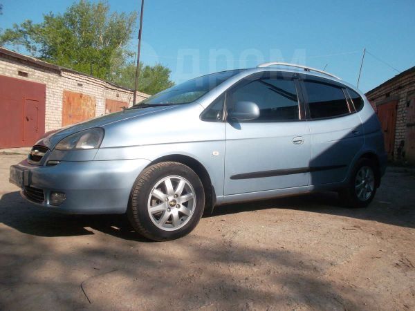 Chevrolet Rezzo, 2007 год, 310 000 руб.