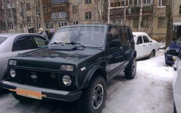 Лада 4x4 Бронто, 2012 год, 380 000 руб.