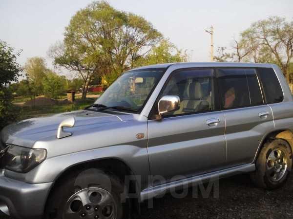 Mitsubishi Pajero iO, 2005 год, 500 000 руб.