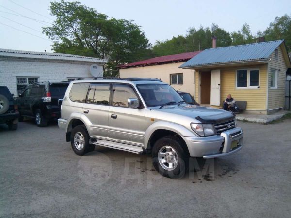 Toyota Land Cruiser Prado, 1997 год, 700 000 руб.