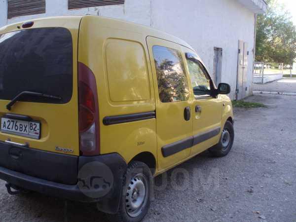 Renault Kangoo, 2002 год, 250 000 руб.