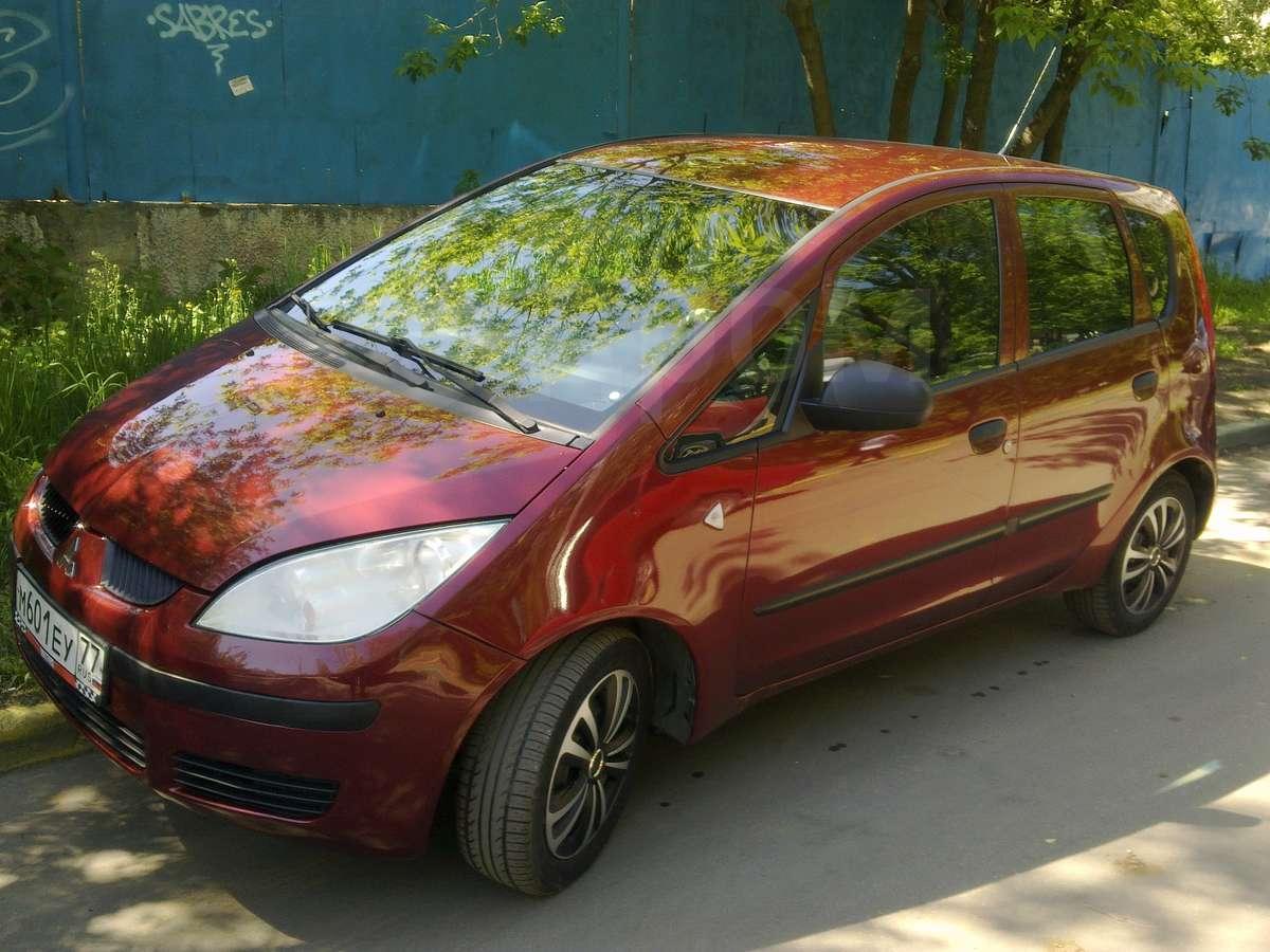 рекомендуемый бензин для митсубиси кольт 2006 г