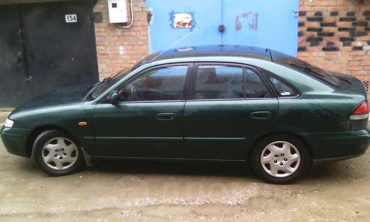 Mazda 626, 1997 год, 215 000 руб.