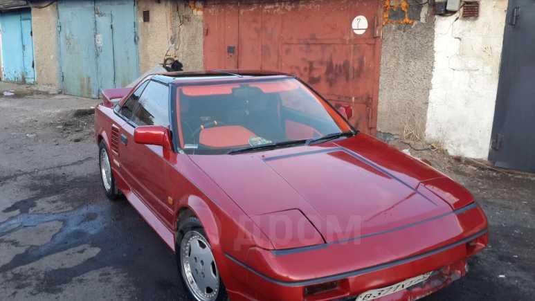 Toyota MR2, 1987 год, 250 000 руб.