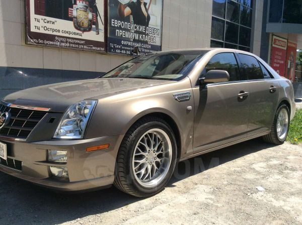Cadillac STS, 2007 год, 557 000 руб.
