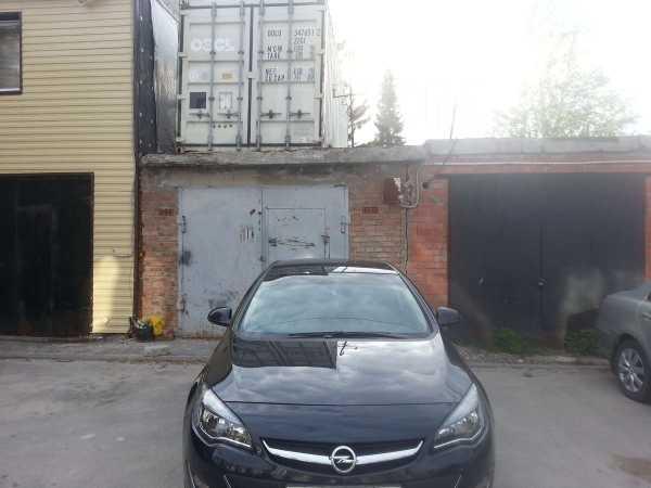 Opel Astra, 2013 год, 800 000 руб.