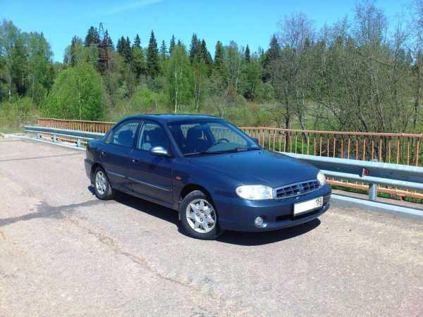 Kia Sephia, 2001 год, 150 000 руб.