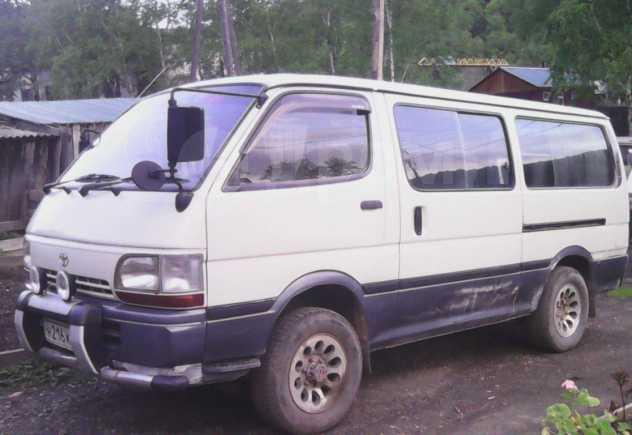 Toyota Hiace, 1994 год, 280 000 руб.