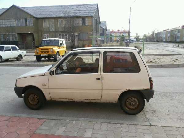 Лада 1111 Ока, 2001 год, 15 000 руб.