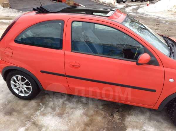 Opel Corsa, 2003 год, 200 000 руб.