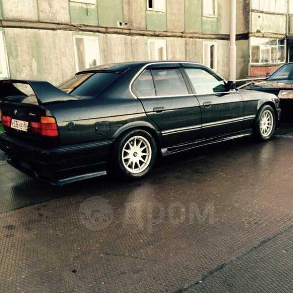 BMW 5-Series, 1988 год, 170 000 руб.