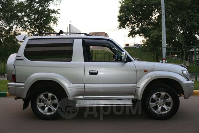 Toyota Land Cruiser Prado, 2000 год, 590 000 руб.