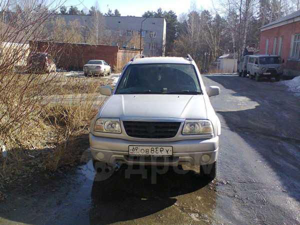 Suzuki Grand Vitara, 2001 год, 380 000 руб.