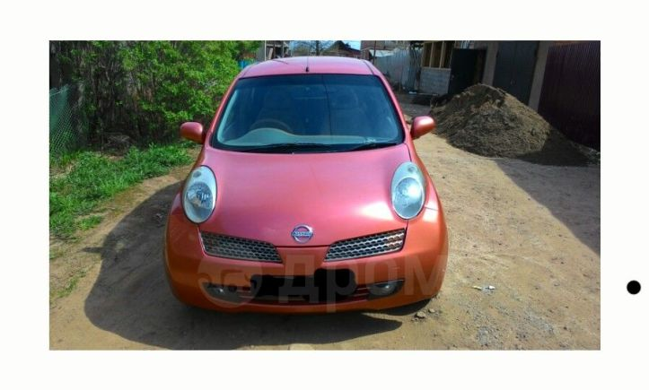 Nissan March, 2002 год, 186 000 руб.