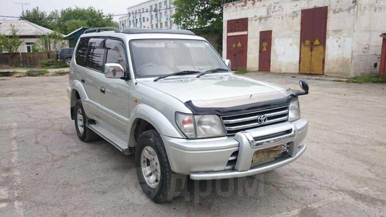 Toyota Land Cruiser Prado, 1998 год, 690 000 руб.