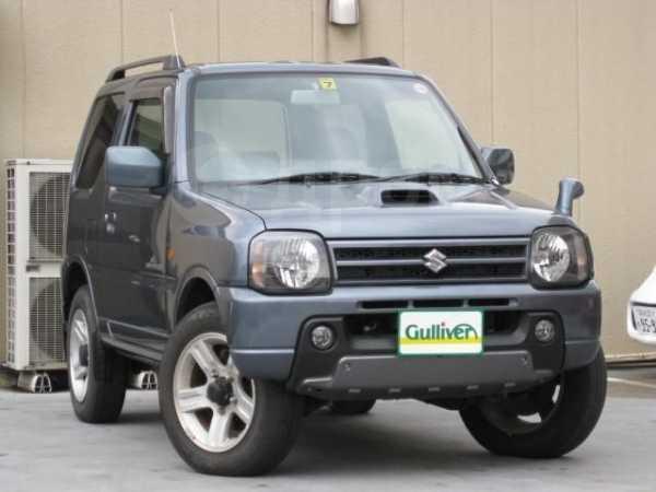 Suzuki Jimny, 2005 год, 385 000 руб.
