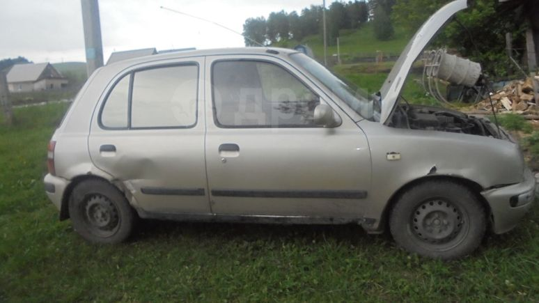 Nissan March, 1993 год, 60 000 руб.